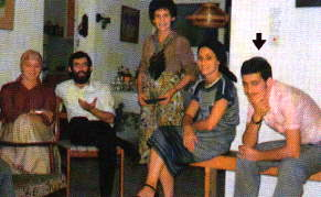 Yehuda with Family